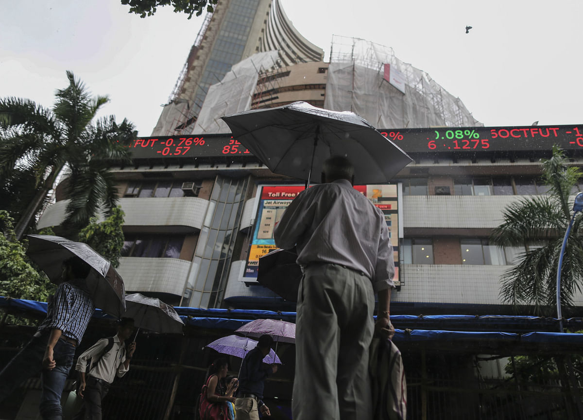 Investors Lose Nearly Rs 3 Lakh Crore As Sensex Clocks Worst Fall In 11 Months