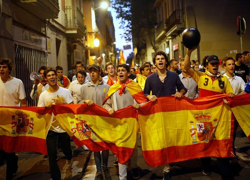 Catalan Separatist Win Leaves Rajoy Counting Crackdown Cost