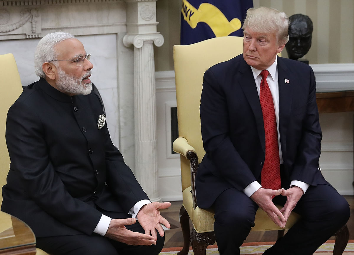 Trump Says India A High-Tariff Nation, Bats For 'Reciprocal Tax'