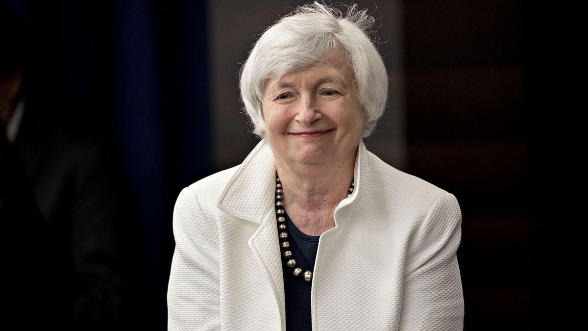 Biden Team Considering Yellen For Treasury Secretary