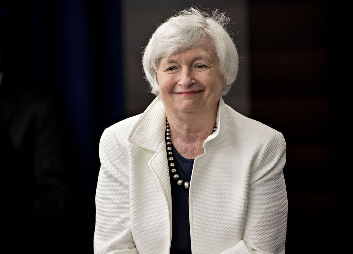 Yellen Under Consideration by Biden Team for Treasury Chief