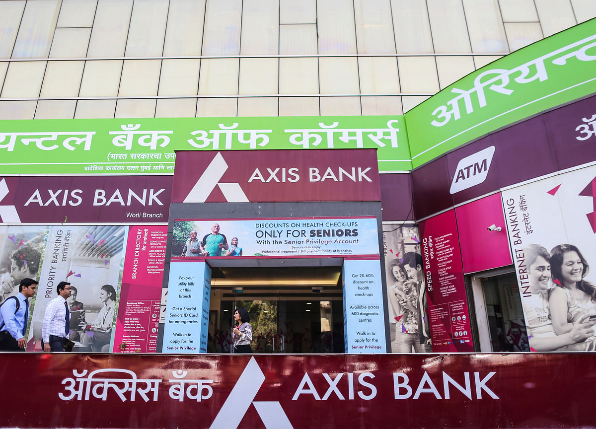 Axis Bank CFO Jairam Sridharan Resigns