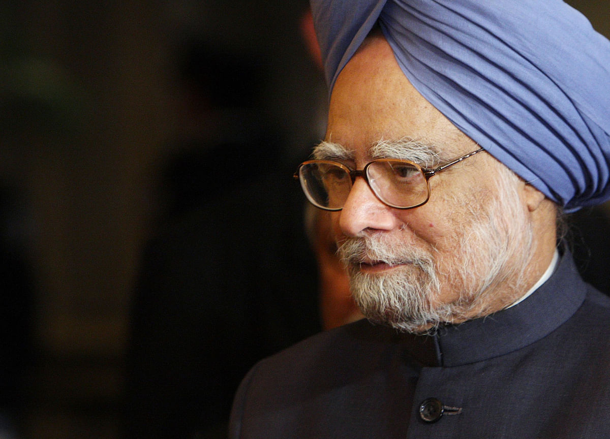 Manmohan Singh Elected Unopposed To Rajya Sabha From Rajasthan