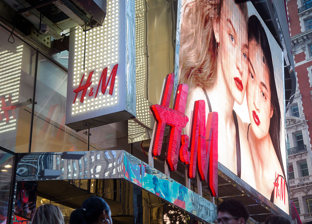 Burning H&M Rags Is New Black as Swedish Plant Ditches Coal