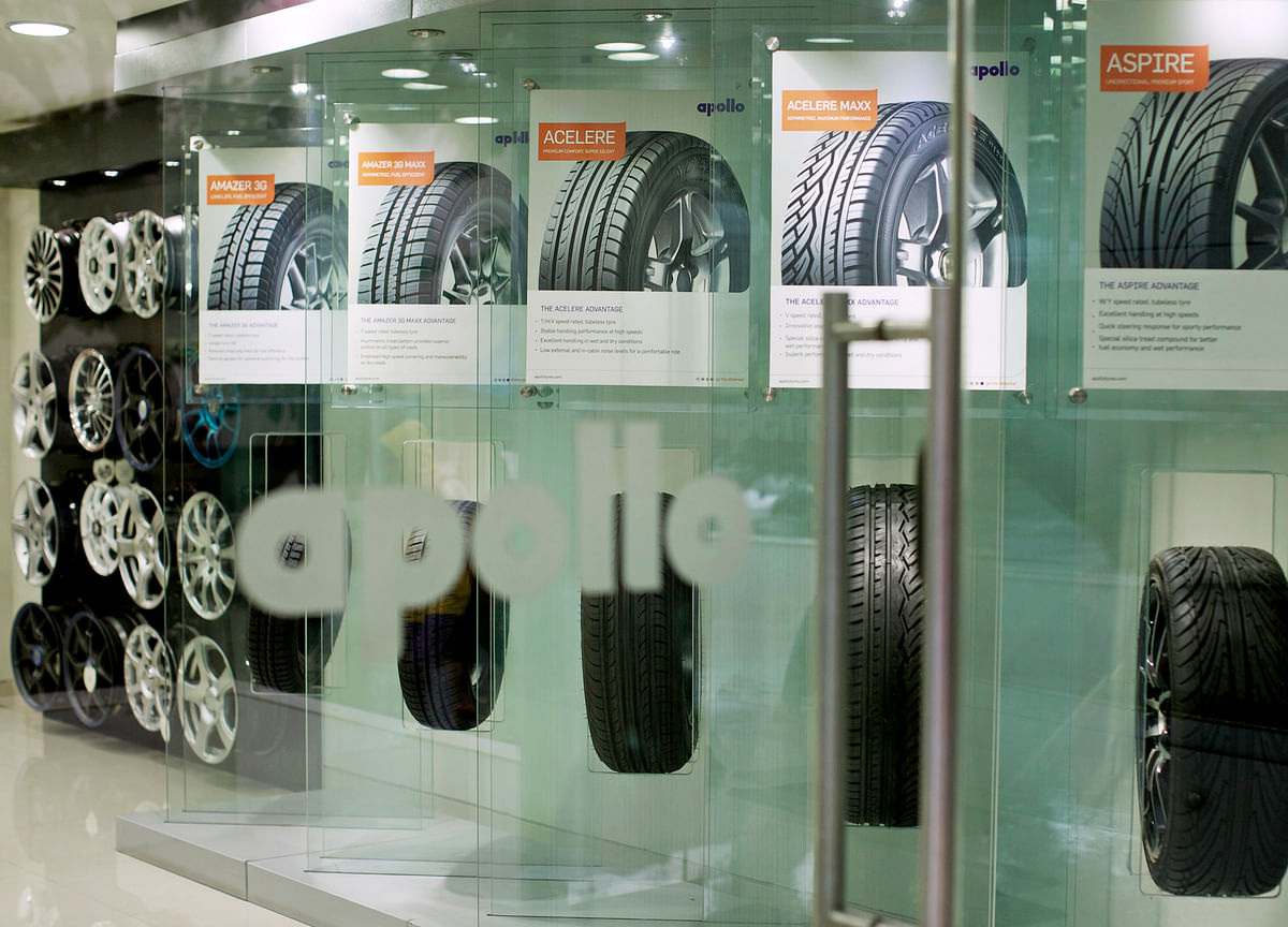 Apollo Tyres - Outlines Vision 2026: ICICI Direct