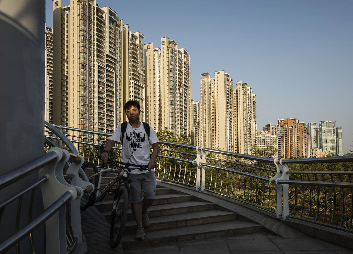 In China Property, Investors May Switch From Bonds to Stocks