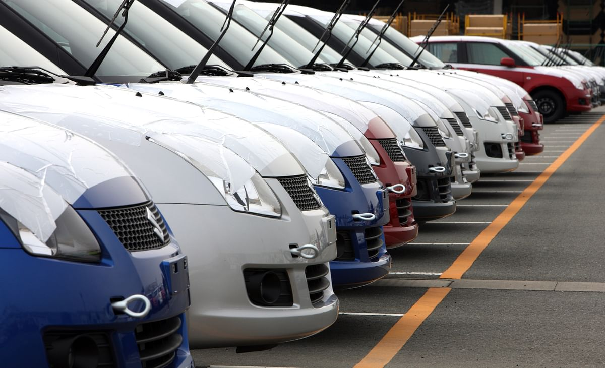 Passenger Vehicle Sales In April Fell The Most In Nearly Eight Years, Says SIAM