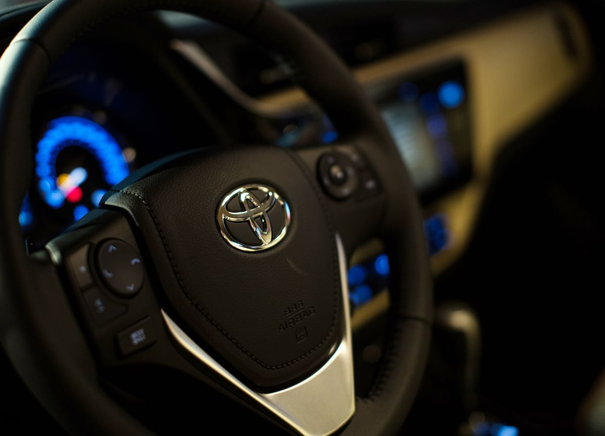 Why Toyota Should Get Over Uber