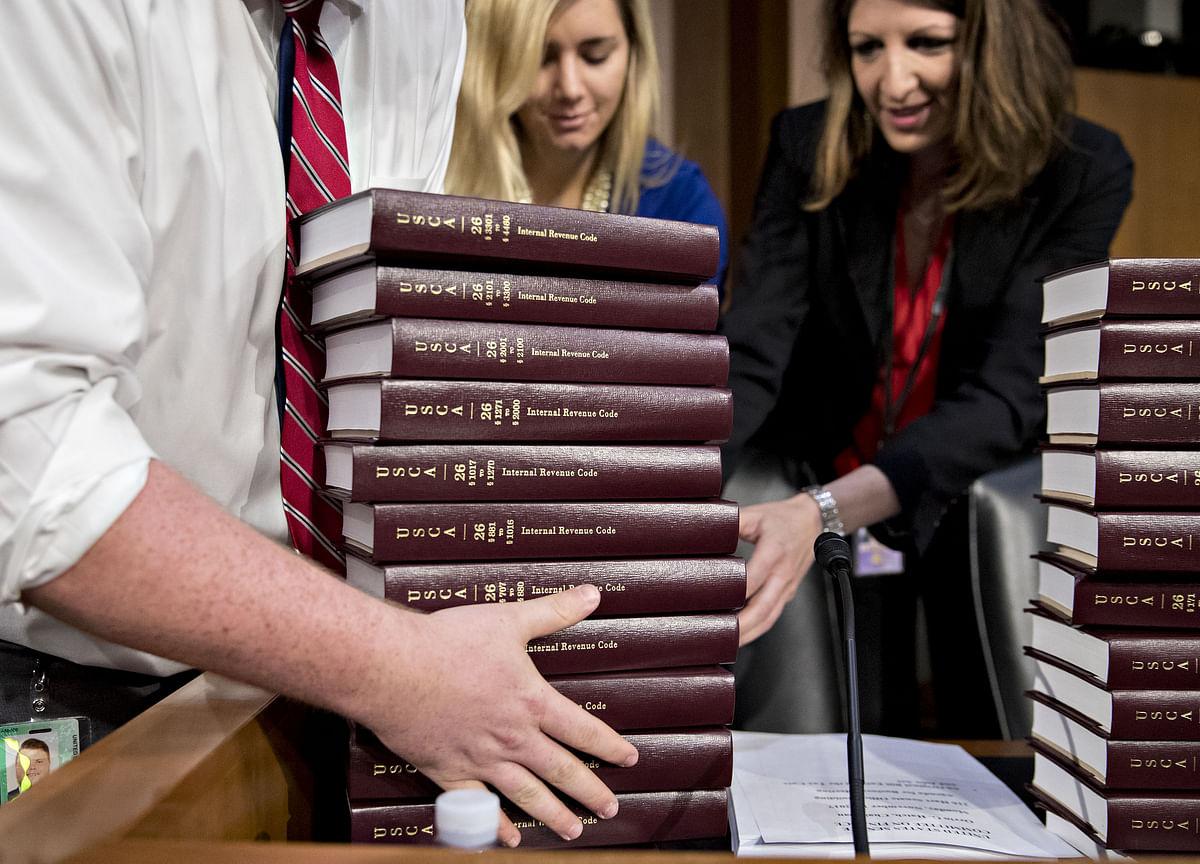 Johnson Is First GOP Senator to Oppose Plan: Tax Debate Update