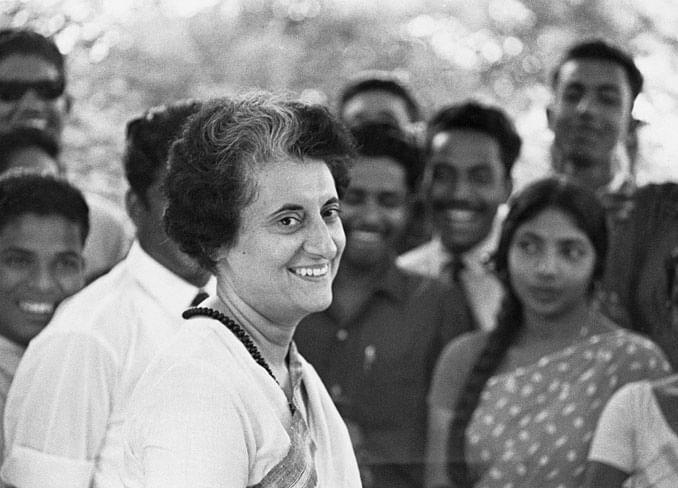 India's Modi Should Beware the Indira Gandhi Trap