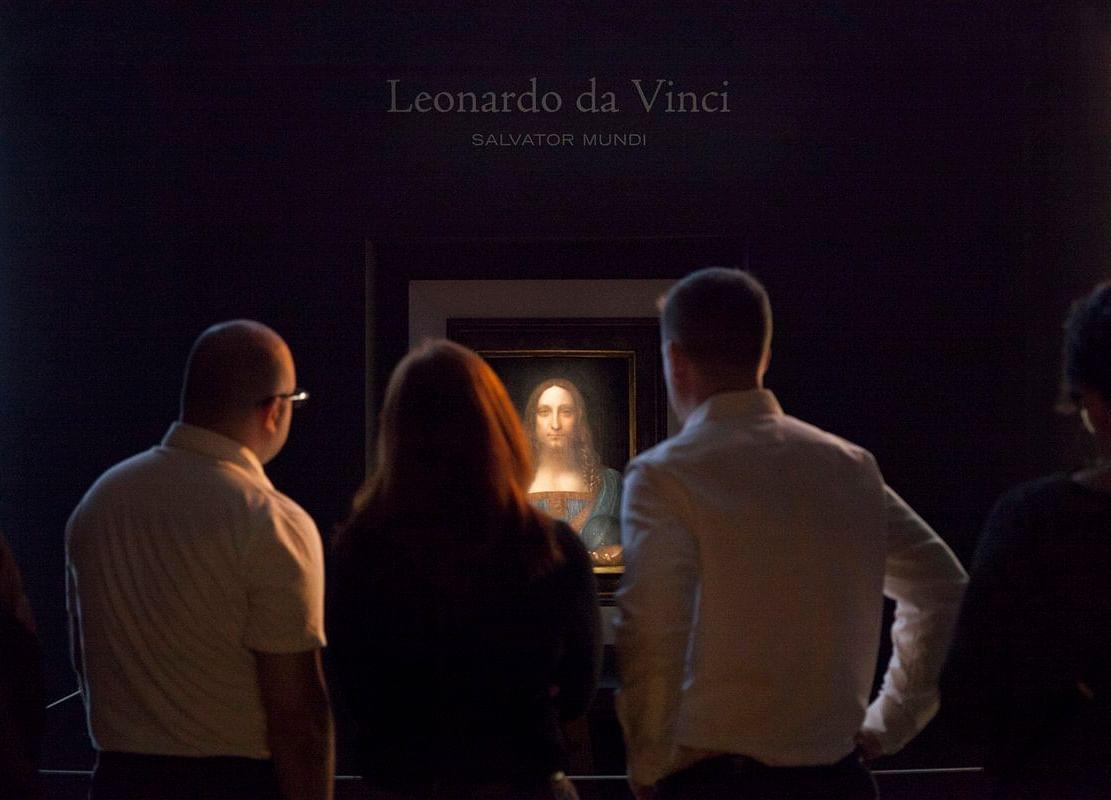 Abu Dhabi Says Paid `Right' Price for $450 Million Da Vinci