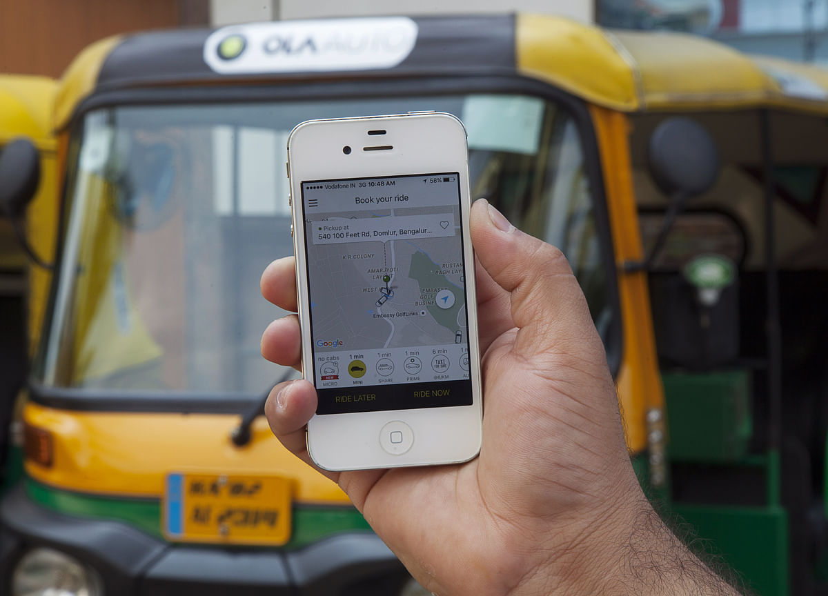 Ola In Talks With Microsoft For $200-Million Funding