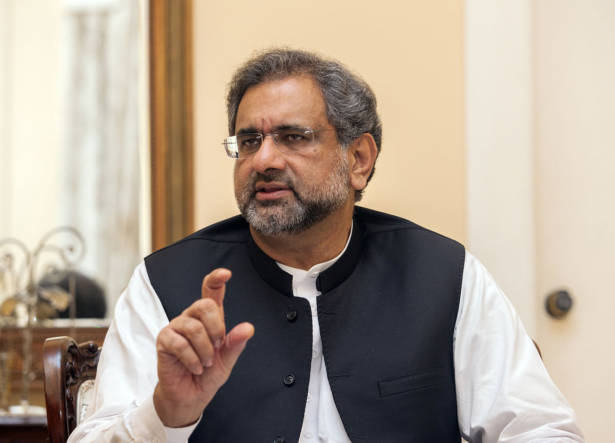 Under Siege Pakistan Capital Adds to Premier's Woes Before Polls