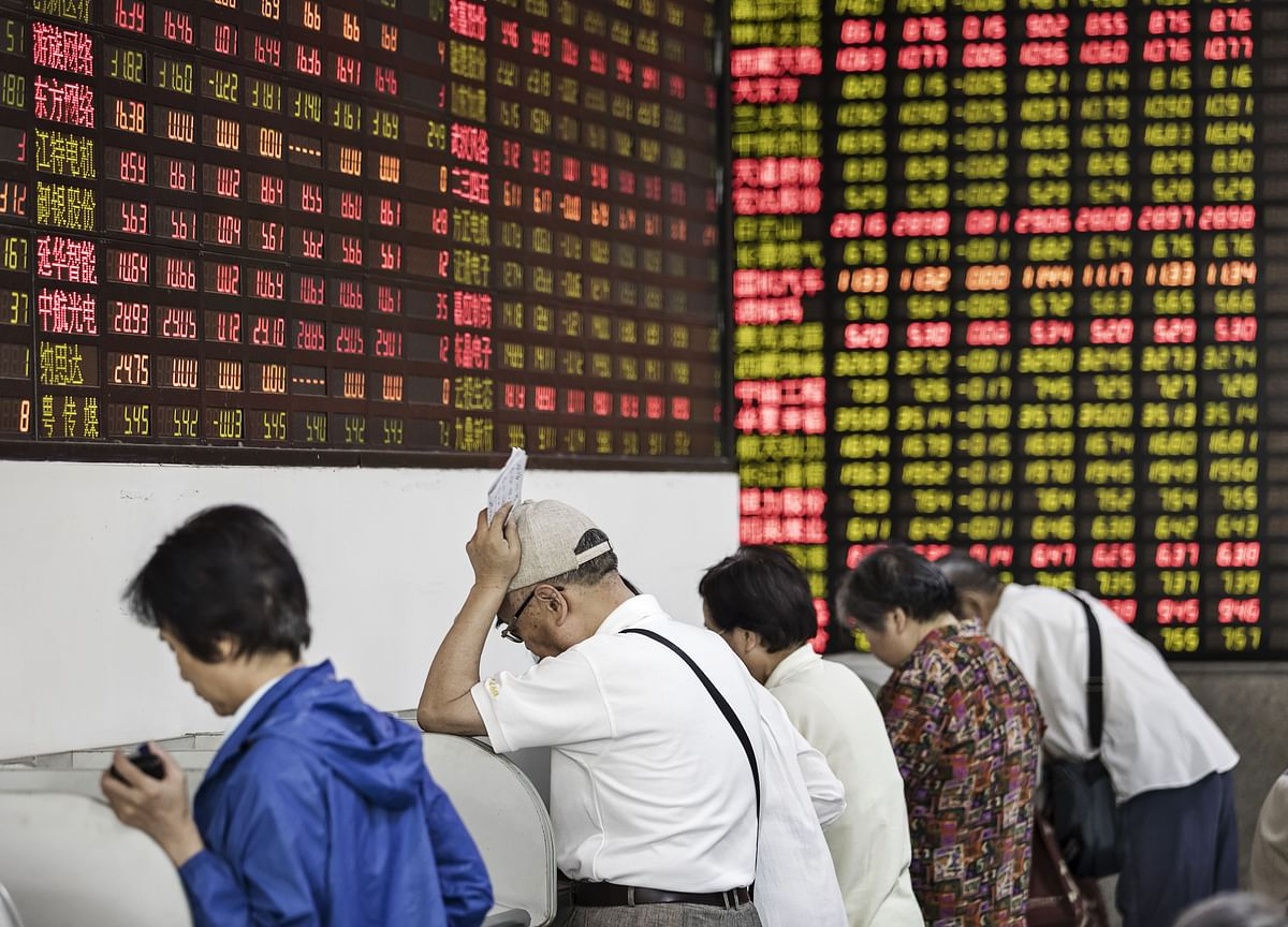 China Market Rescue Unleashes Hot Money Seeking Risky Stocks