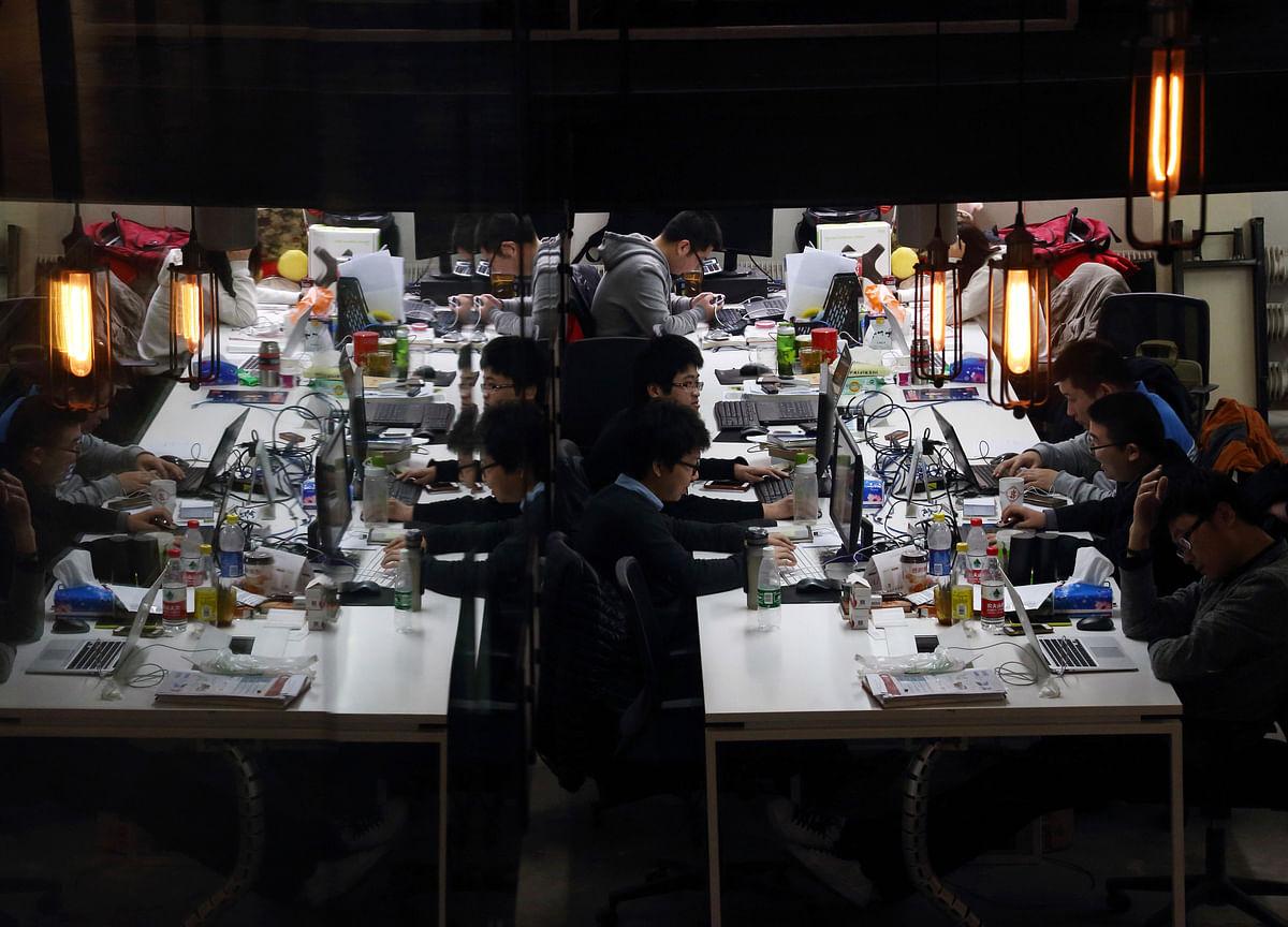 Wall Street Is Lending Billions to China's Tech Unicorns