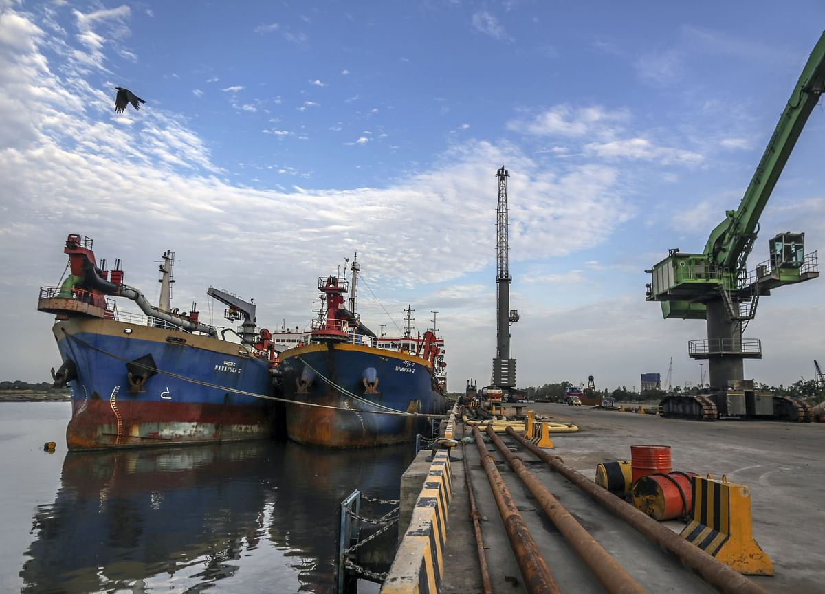 NCLAT Allows NCLT Mumbai To Decide On Adani Ports' Bid For Dighi Port