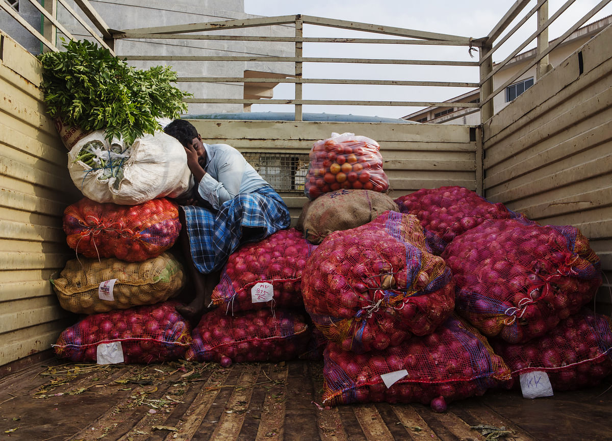 Government Further Caps Stock Limit On Onion Retailers To 2 Tonne To Check Hoarding