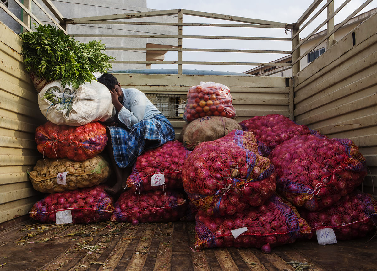 An 80% Drop in Sky-High Indian Onion Prices Is Around the Corner