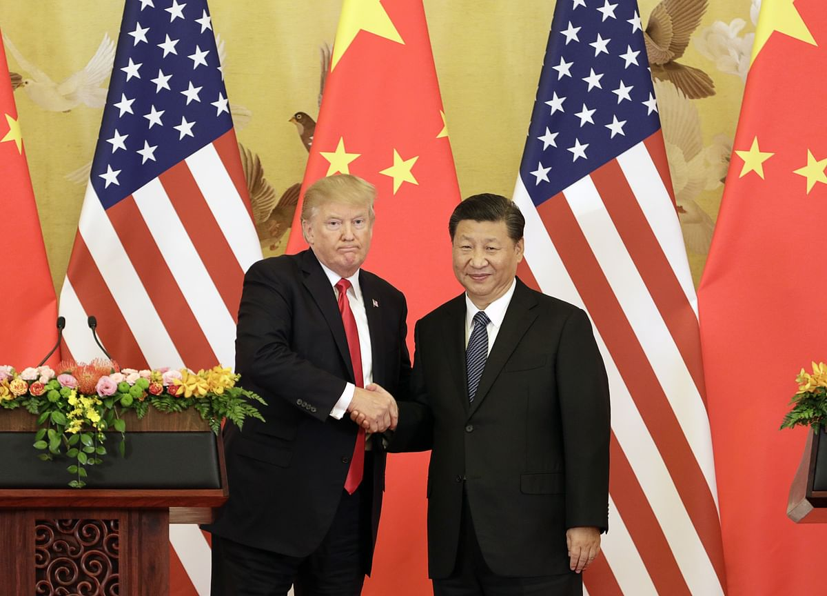 Trump Says U.S. 'Back on Track' With China After Meeting Xi