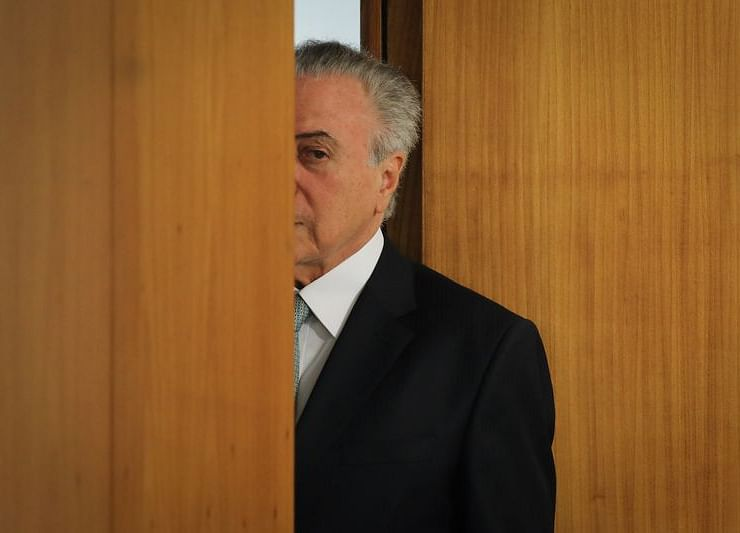 Temer Said to Agree on Brazil Pension Vote With House Chief