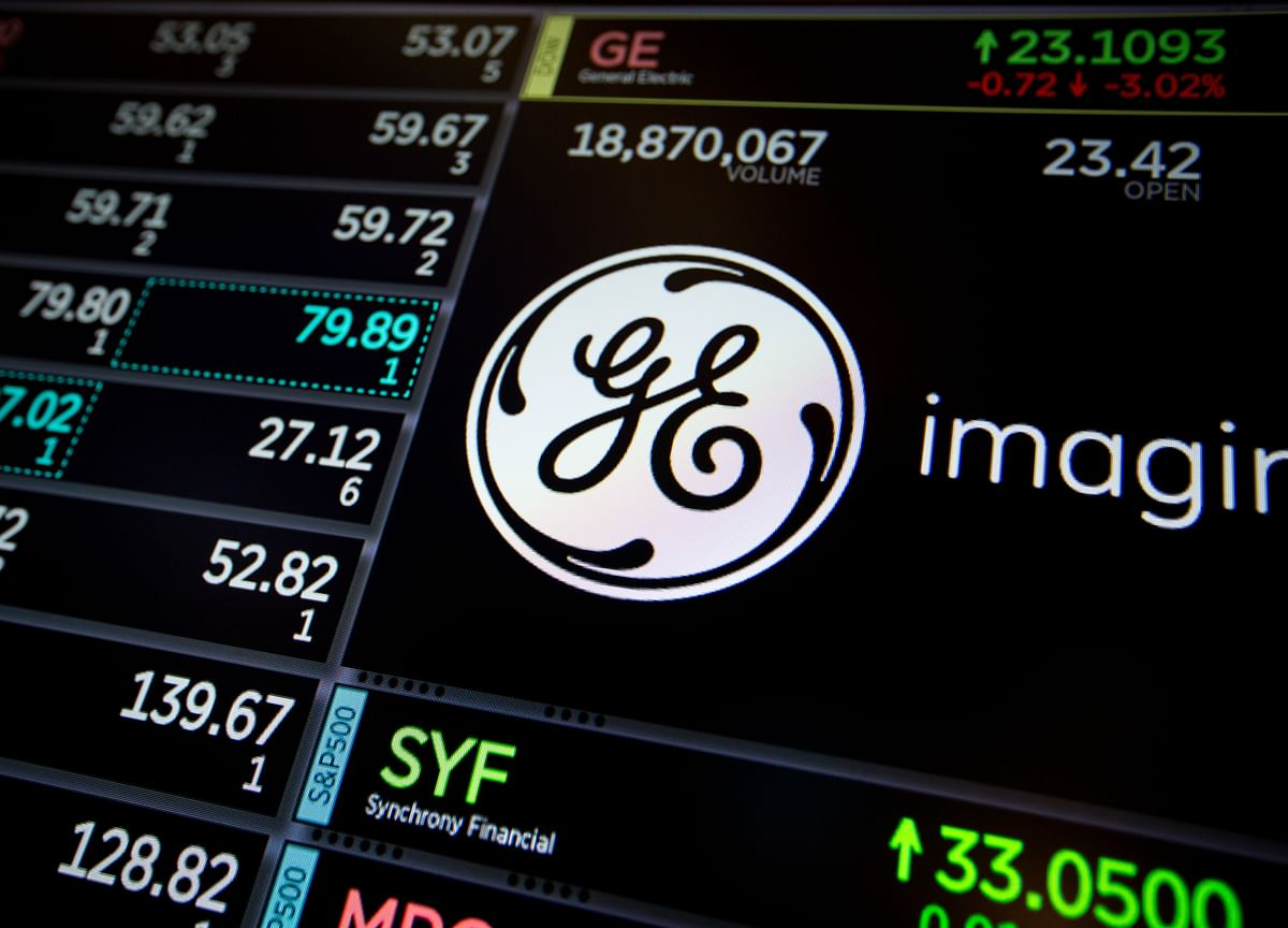 GE CEO Renews Pledge to Study Breakup After $6.2 Billion Stumble