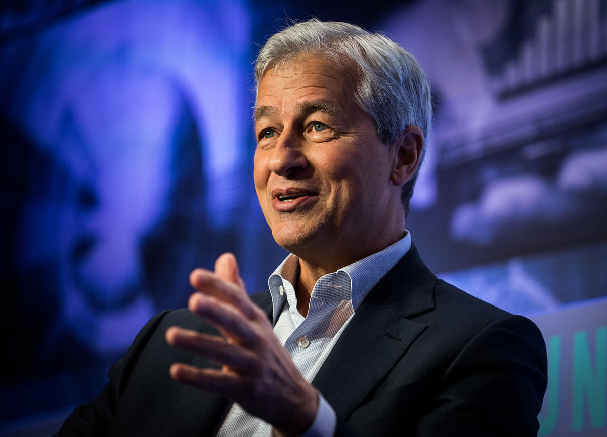 Dimon Echoes Trump on China But Sees No Trade Deal Before 2020