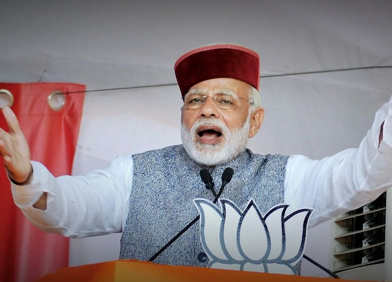 BJP Set To Form Government In Gujarat, Himachal