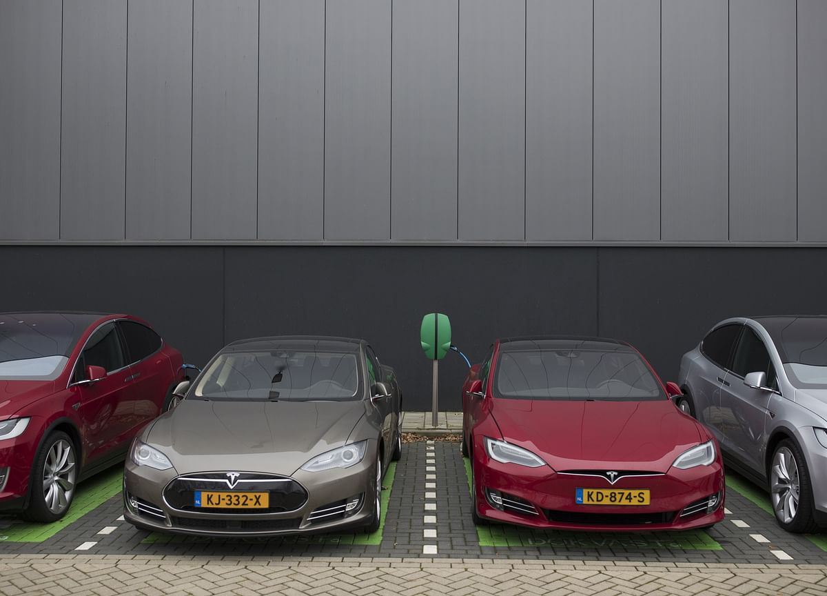 Tesla Is Rethinking the Rest Stop for California Road Trips