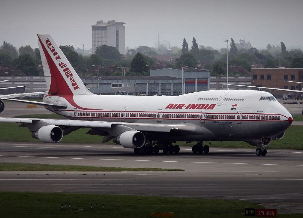 India to Split Flag Carrier Into Four Parts Ahead of Sale