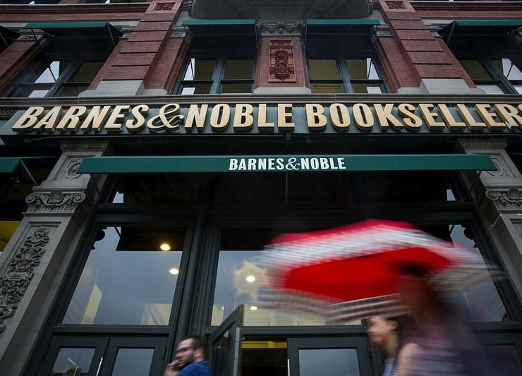 Barnes & Noble Fires Its CEO Without Severance Pay