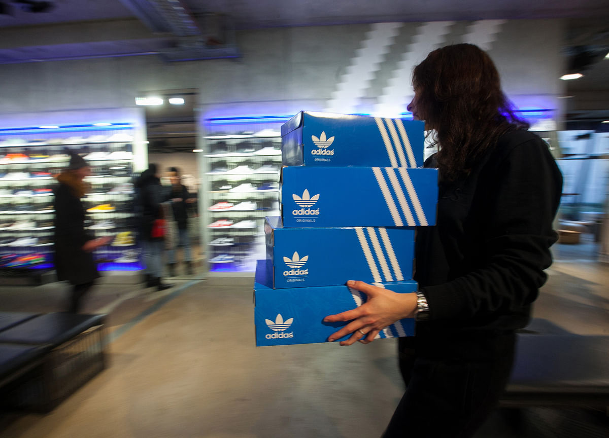 Adidas CEO Says `We Don't Support' Kanye West Slavery Remark