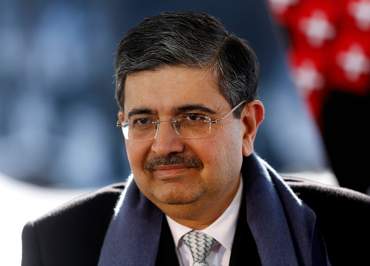 Uday Kotak Sees Once-In-Lifetime India Opportunity