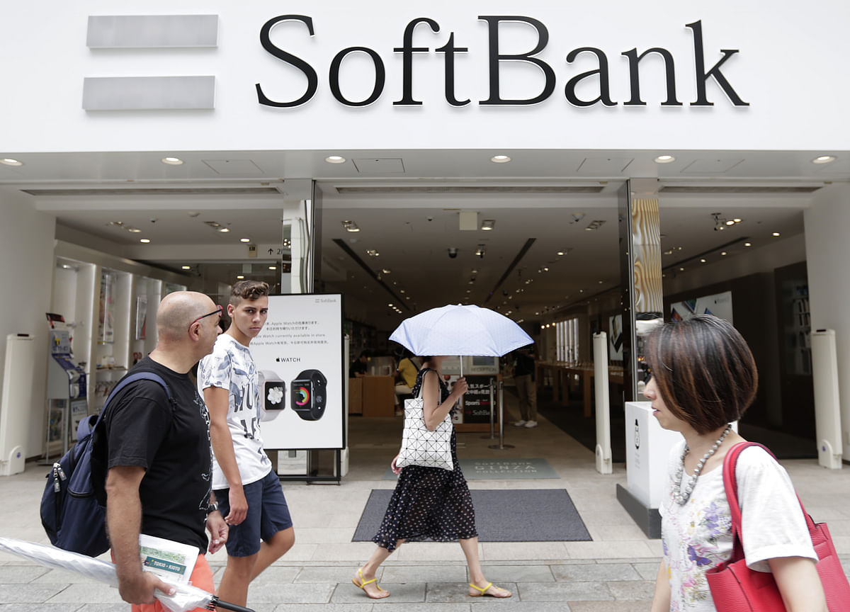 SoftBank Is Said to Seek Uber Stock at $48 Billion Valuation