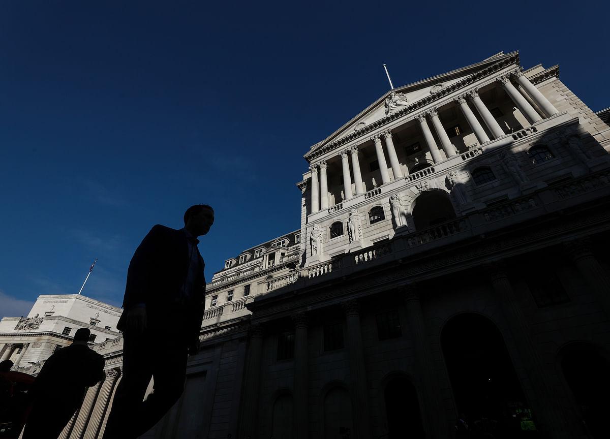 BOE Sees Brexit Breakthrough as Positive for U.K. Economy