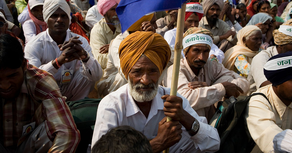 Farmers' Protest: Talks With Government Inconclusive, Next Meeting On Dec. 5