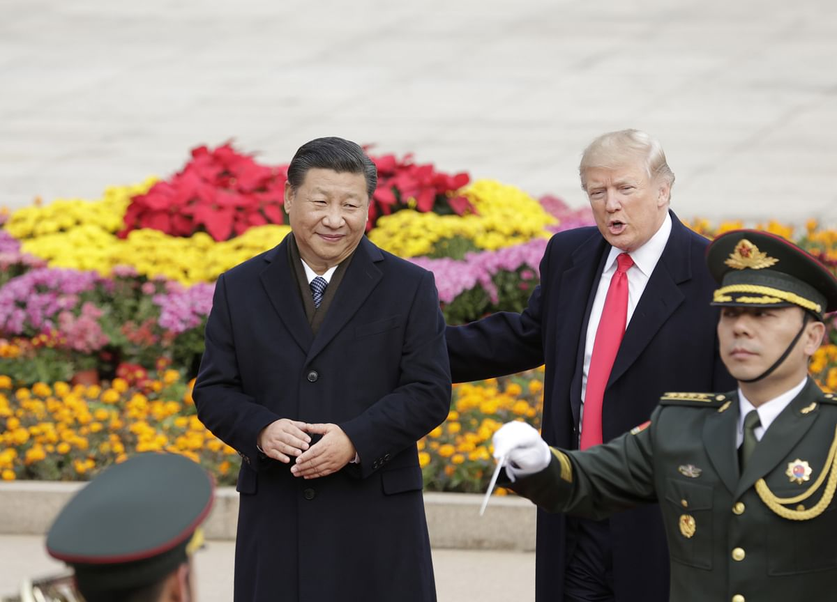 Trump Says Trade Deal Hinges on Xi Meeting