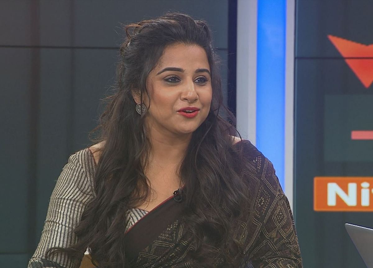 Vidya Balan On Work-Life Balance And Sexual Harassment In Bollywood