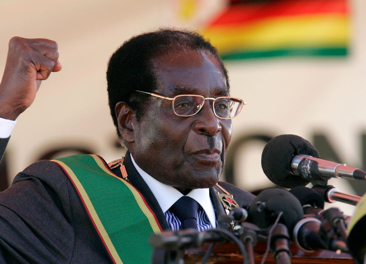 Zimbabwe's Coup Is Nothing to Celebrate