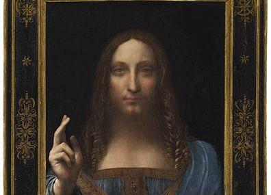 Billionaires Stunned as Da Vinci's Christ Sells for $450 Million