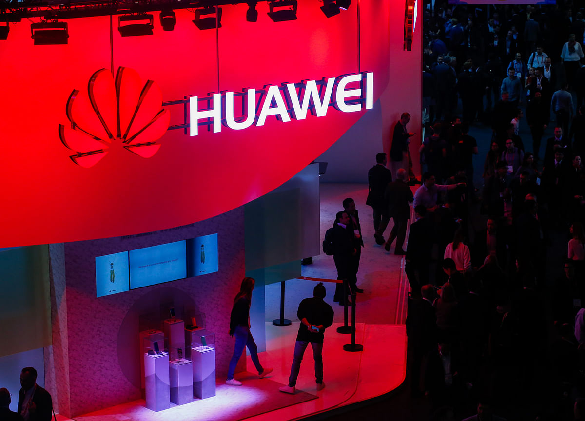 Huawei's China Consumer Sales Head Detained in Corruption Probe