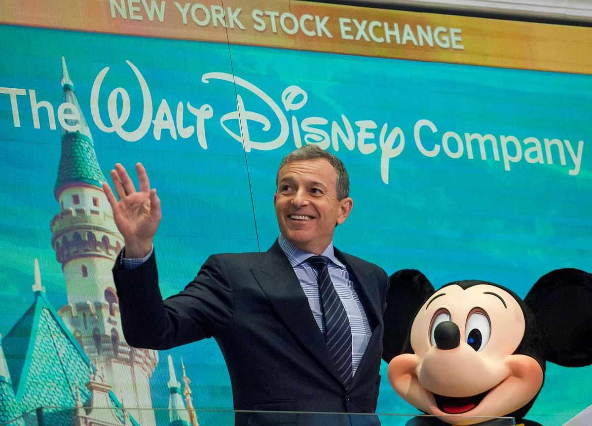 Bob Iger's Disney Book Gives Details on Pixar, Fox, Marvel Deals