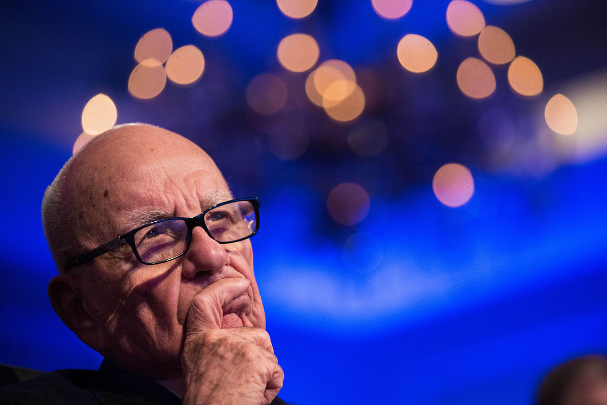 Murdoch Scores Another Win as Rival Sinclair Deal Imperiled