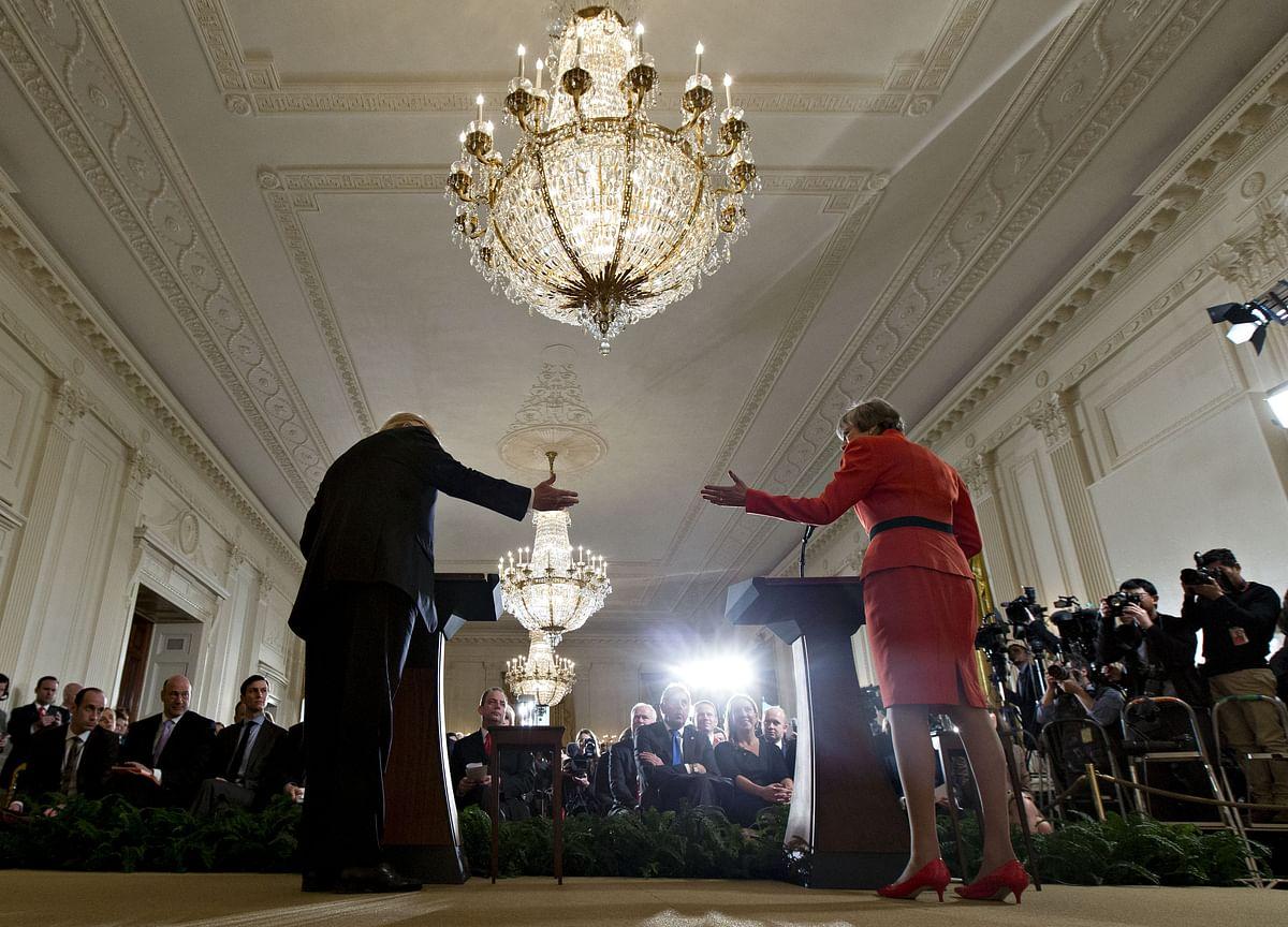 Theresa May Not Seeking Trump G-20 Meeting After He SlammedBrexit Deal