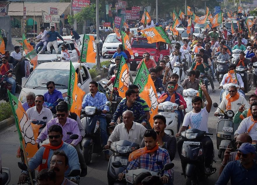 'Gujarat 2017 Gives BJP And Congress The Face Saver They Need'