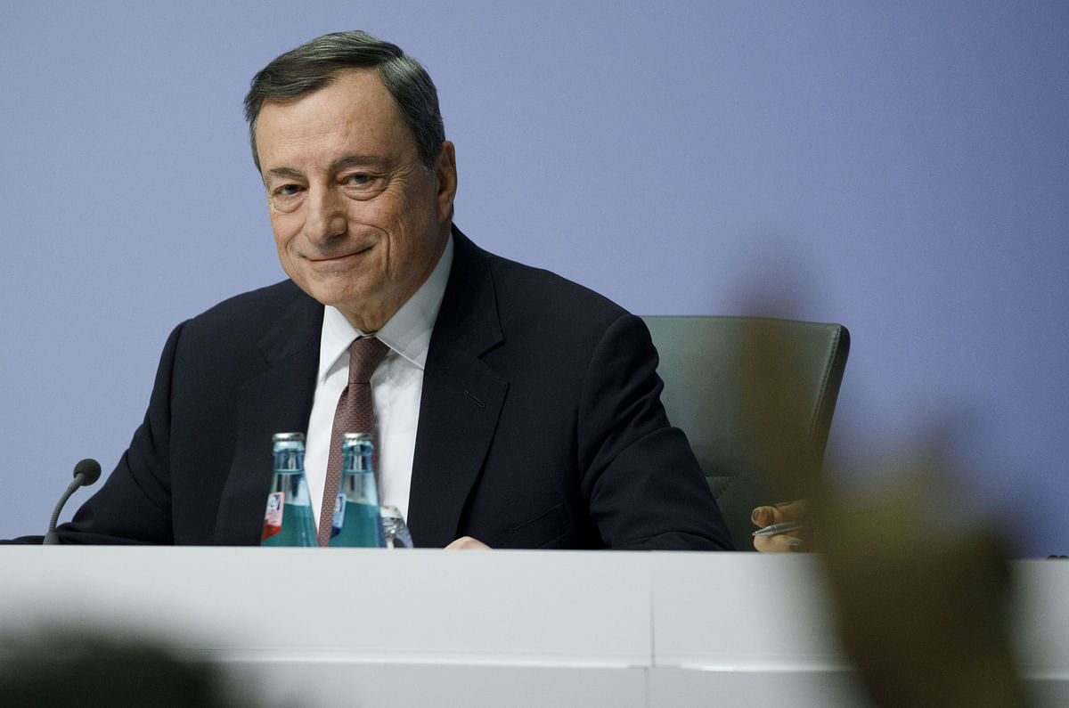 European Central Banks See the Prize of Inflation's Slow Return