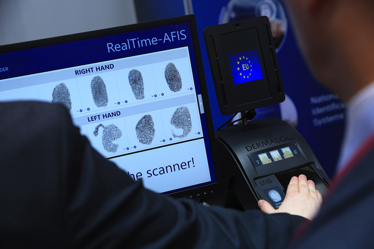Russia Plans National Biometric Database Starting Next Year