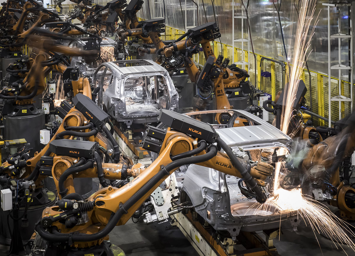Global Manufacturing Slump Puts Reality Check on Trade Truce