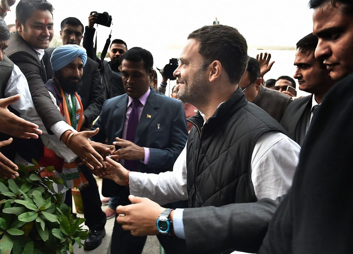 Dynasty Debate Returns With Rahul Gandhi's Likely Elevation To Congress Top Post