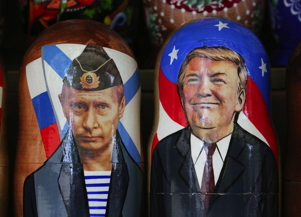 U.S. Lawmakers in Russia Hope Putin-Trump Talks Improve Ties