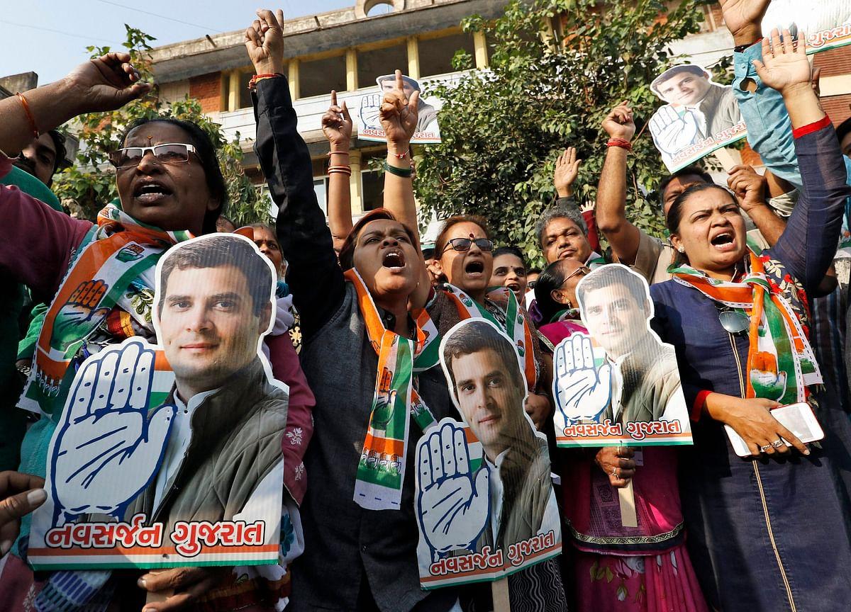 Tough Gujarat Fight Start Of Rahul Gandhi's Political Story: Congress Leaders
